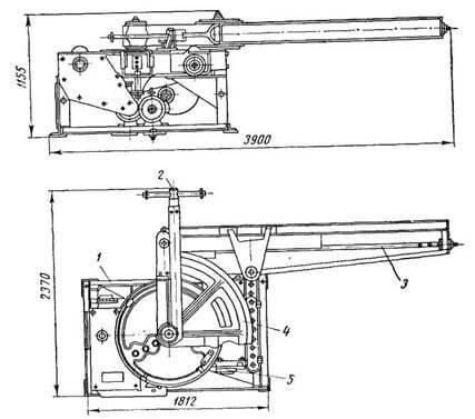 Станок ТГМ-38-159 для гнутья с
